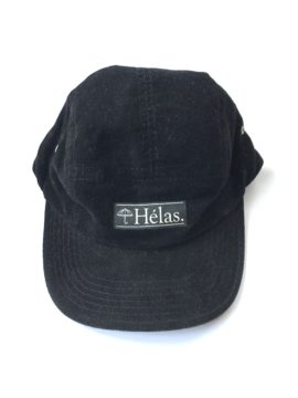 hélas first caps black