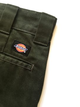 Work Pant DICKIES green